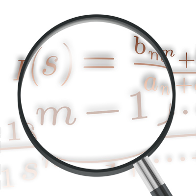Evaluating Transfer function Laplace icon