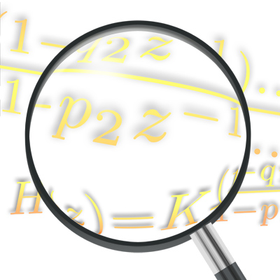Evaluating Transfer function Z icon