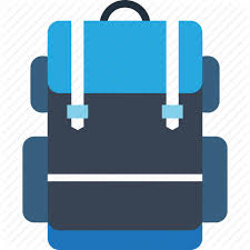 backpacking icon from https://www.iconfinder.com/icons/1342175/backpack_hike_travel_trekking_trip_vacation_icon