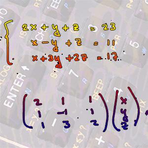 hp41 matrix icon
