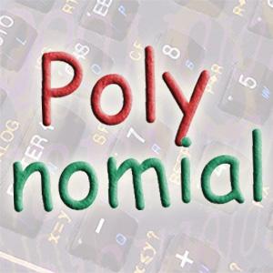 hp41 polynomial icon