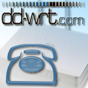 DD-WRT and VoIP telephony - Coert Vonk